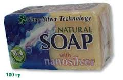 Water and soap